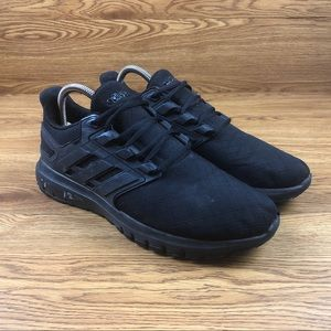 Adidas Energy Cloud 2 Black Athletic Sneakers